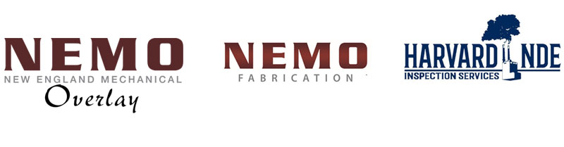 New England Mechanical Overlay, NEMO Fabrication, Harvard NDE