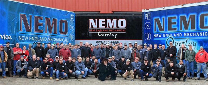 New England Mechanical Overlay Team